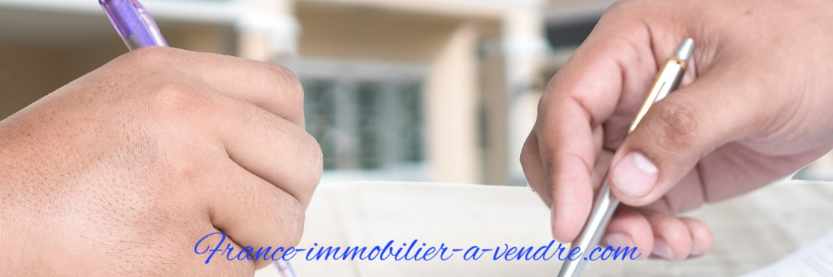 France immobilier a vendre